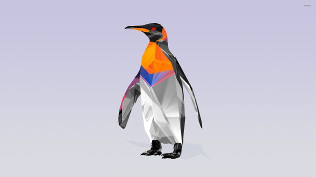 Polygon Penguin